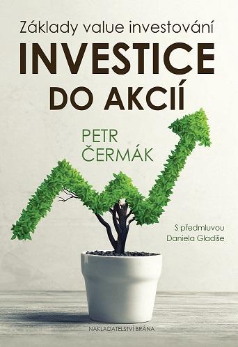 Investice do akcií přední strana
