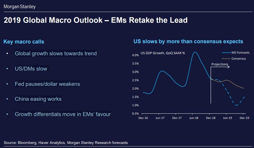 MS 2019 makroekonomicky vyhled