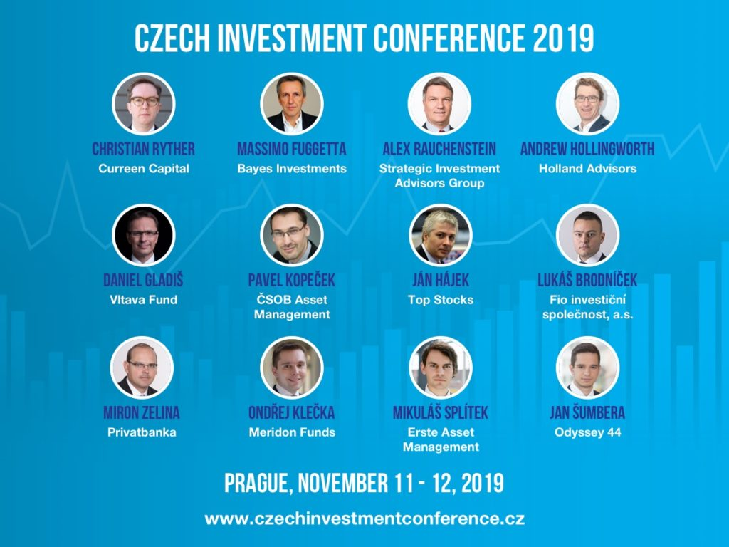 Czech Investment Conference 2019