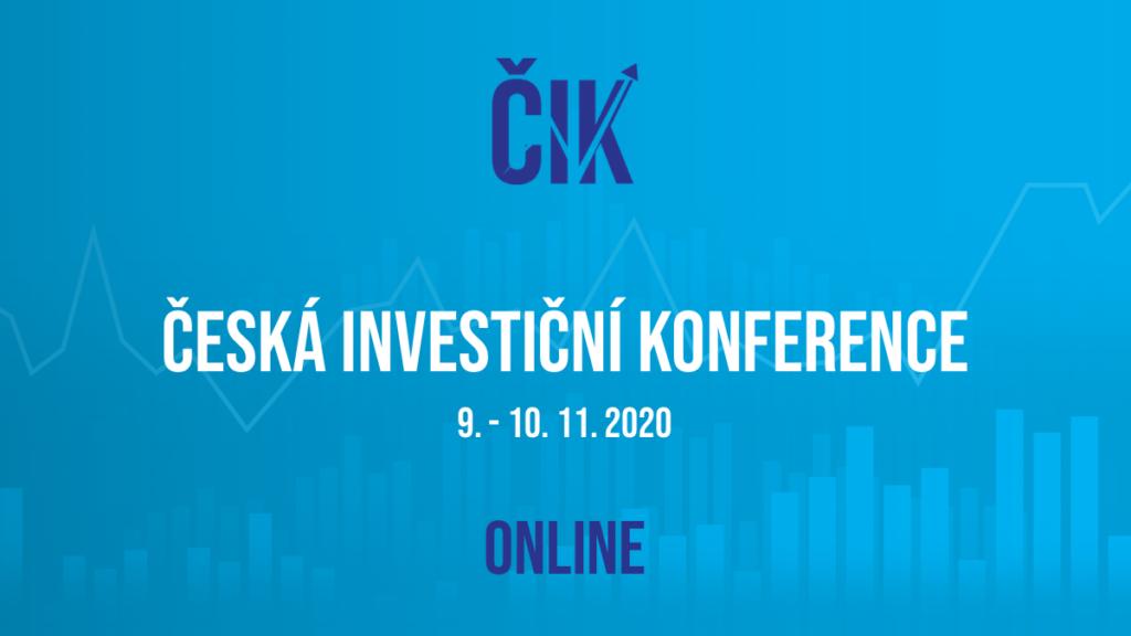 Česká Investiční Konference_2020
