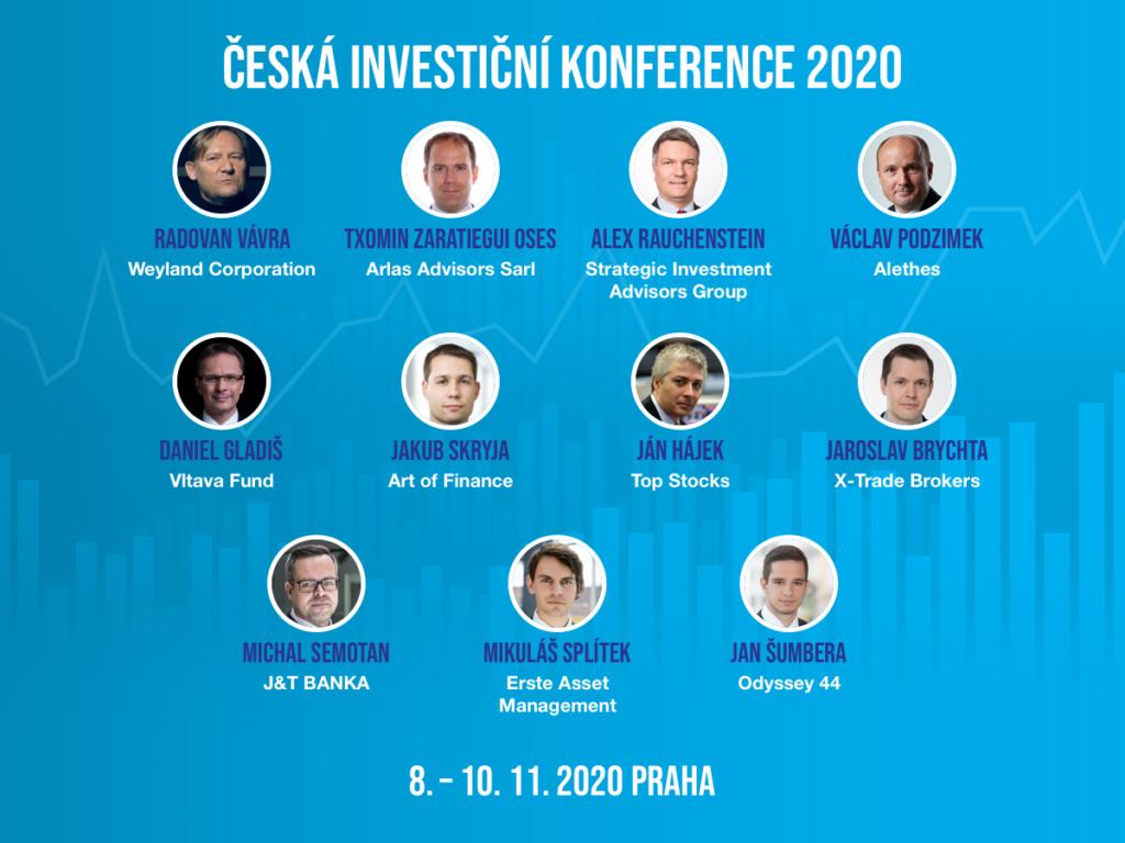 Česká Investiční Konference 2020_B